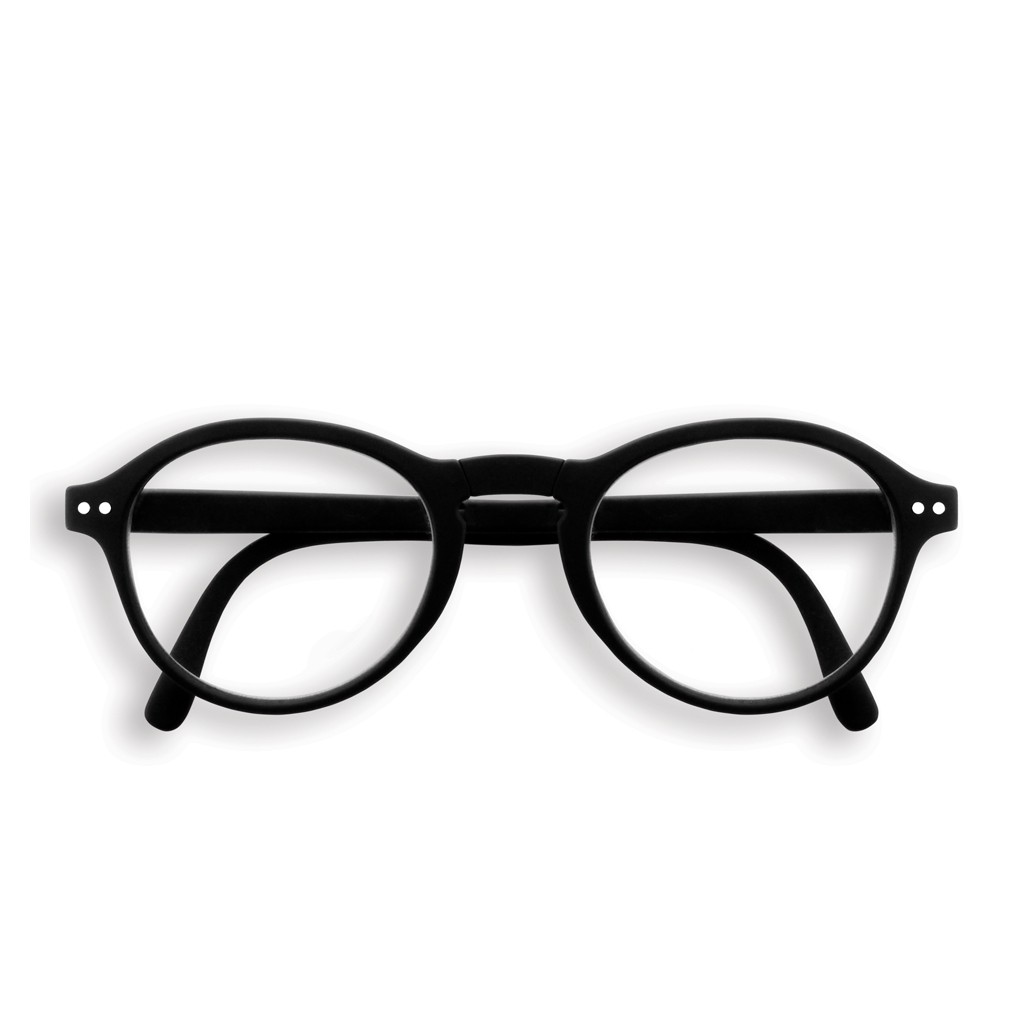 32ca5419b7a LetMeSee  F Folding Reading Glasses Black - The Conran Shop