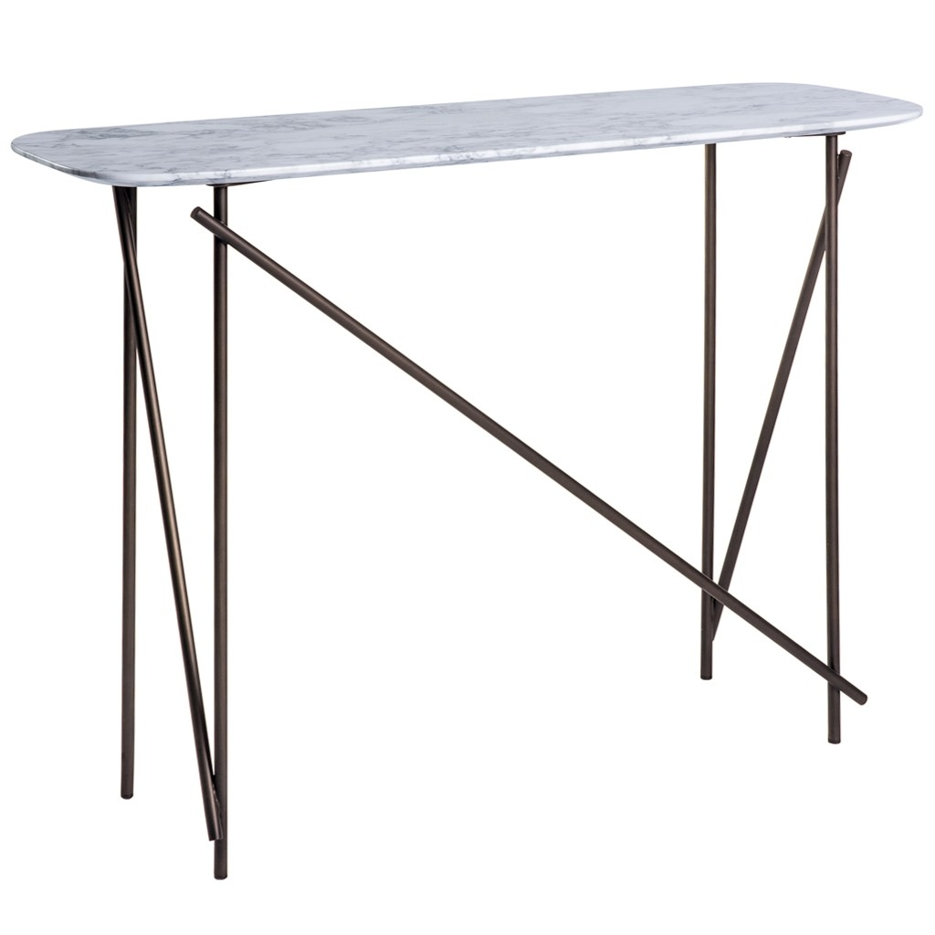 Incredible Workshop Console Table Marble High The Conran Shop Gmtry Best Dining Table And Chair Ideas Images Gmtryco