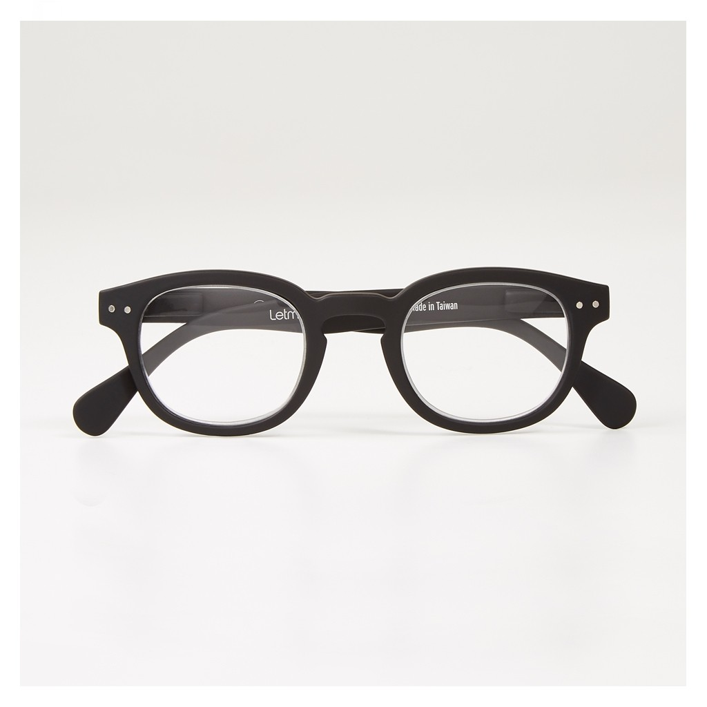 f31409c4eaa LetMeSee  C Reading Glasses Black - The Conran Shop